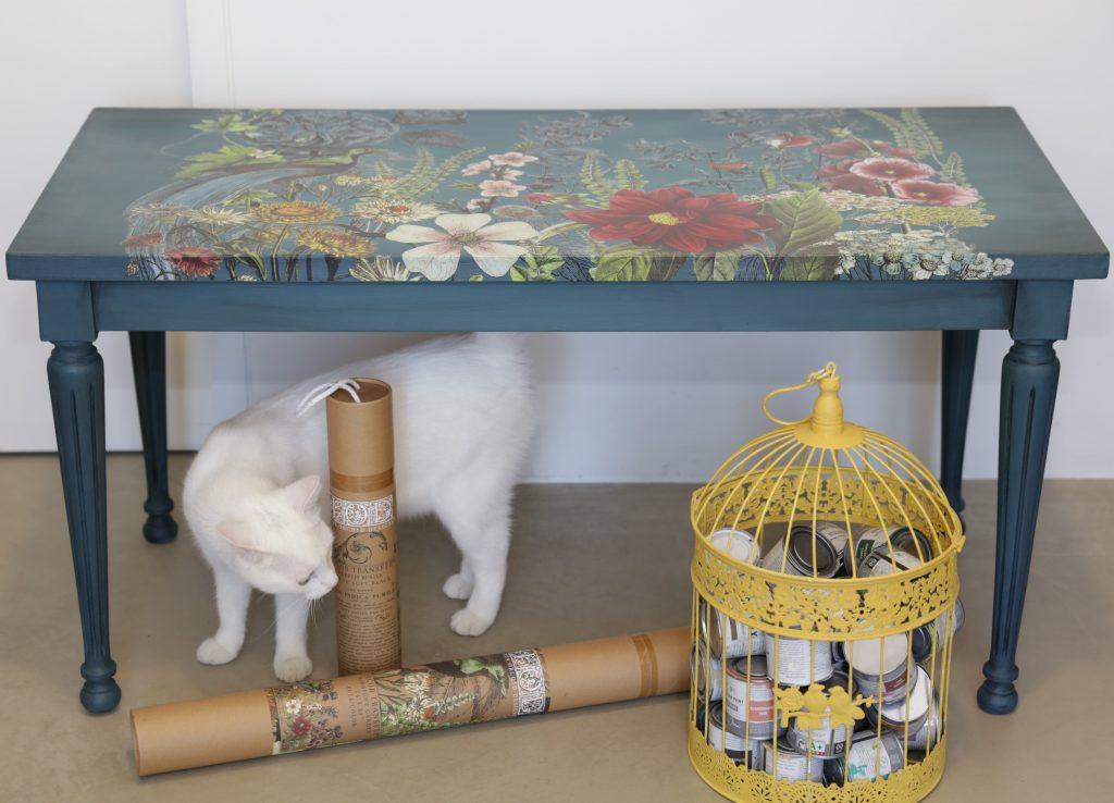 Το τραπέζι άνθισε - Art in Fact 5 ArtMama