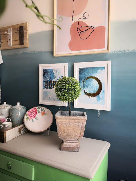 Ξέχασε τη μονοτονία στο χρώμα του τοίχου και εμπνεύσου από τις δημιουργίες των εκπροσώπων μας! 1 ArtMama